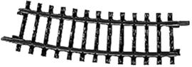 H0 | Märklin 2223 - Gebogen railstuk (K-rail)
