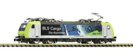 N | Fleischmann 738512 - BLS, Elektrische lokomotief Re 485