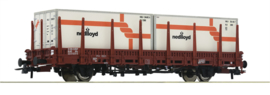 H0 | Roco 76962 - Stanchion wagon of the NS