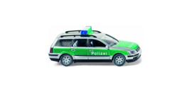 """H0   Wiking 010421 - VW Passat Variant """"Polizei"""" (1)"""