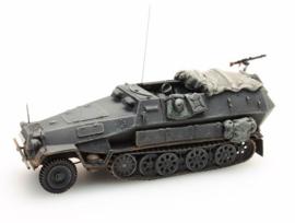 H0 | Artitec 387.109-GR - Sd.Kfz 251/2B, 8cm, Granatwerfer, grijs