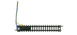 N | Fleischmann 22220 - Aansluitrail lengte 104,2 mm