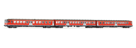 N | Piko 40262 - DB AG, Dieseltreinstel serie 624