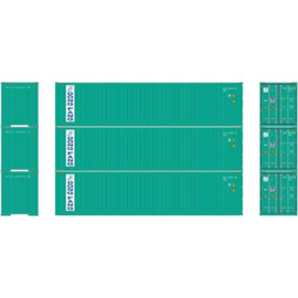 H0 | Athearn ATH27176 - 40' High-Cube Container, Dong Fang (3)