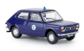 H0 | Brekina 22505 - Fiat 127, Politie (NL) , 1971