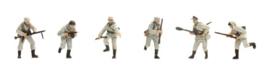 H0 | Artitec 387.82 - Set 2 Deutsche Infanterie, Winter (6 figuren)