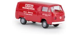 "H0 | Brekina 33533 - VW Transporter T2 ""Scania Service"""