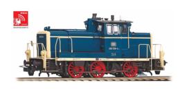 H0   Piko 55900 - DB, Diesellocomotief serie 260 (DC sound)