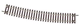 H0 | Roco 42427 - Gebogen rail R9, 15°, R=826,4 mm