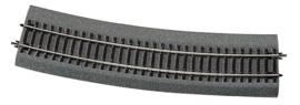H0 | Roco 42528 - Gebogen rail R10, 15°, R=888 mm
