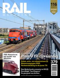 Railmagazine 379 Novenber 2020