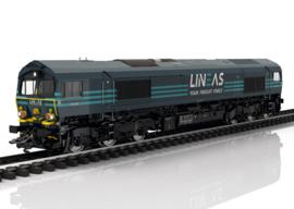 H0 | Märklin 39062 - Lineas, Diesellocomotief Class 66 (AC sound)