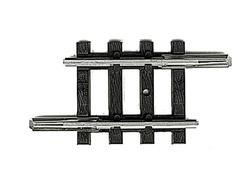N | Minitrix 14903 - Rechte rail lengte 17,2 mm.