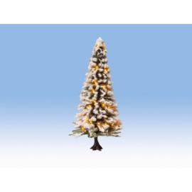 H0 | NOCH 22130 - Verlichte kerstboom