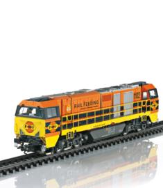 H0 | Märklin 37298 - RRF, Diesellocomotief Vossloh G 2000 BB