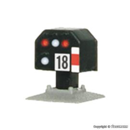 N | Viessmann 4418 - Licht stop/rangeersein laag