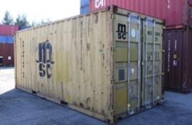 H0 | PT Trains 820001.1 - Container 20' DV MSC