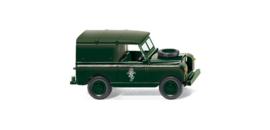 "H0   Wiking 010001 - Land Rover ""Brigade Berlin"" (1)"