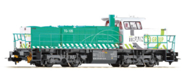 H0 | Piko 59926 - Train Group, Diesel locomotive G1206 (DC)