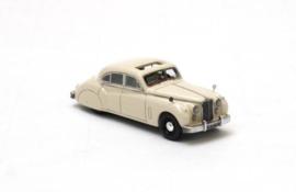 H0 | NEO 87206 - 1955 Jaguar MK7 - Wit