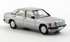 H0 | Brekina Starmada 13205 - Mercedes 190 E (W201), silver