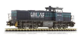 H0 | Piko 59161 - Lineas, Diesellocomotief g1206 (DC)