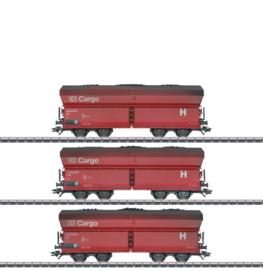 46238 - DB AG, Set goederenwagens Fals 176