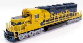 N | Kato 176-4908 - EMD SD40-2 / Santa Fe 5027