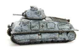 H0 | Artitec 387.69-WG - Somua 1935 S Beutefahrzeug Wehrmacht, winter