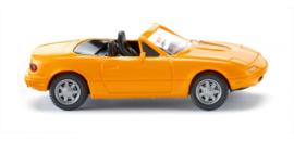 H0   Wiking 018806 - Mazda MX5, meloengeel (1)