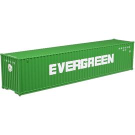 H0 | Atlas 20005033 - 40' Standard height container EVERGREEN [EGHU] SET #2 (3 Pack)
