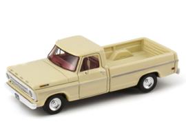H0 | NEO 87566 - 1967 Ford F-100 Pickup MK5 - creme wit