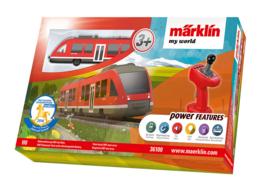 H0 | Märklin my world 36100 - LINT Commuter Train with a Rechargeable Battery