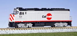 N | Kato 176-9004 - EMD F40PH / Caltrain 914*