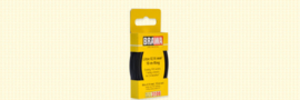 Brawa 3108 - Draad, 0,14 mm², 10mtr, zwart