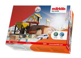 H0 | Märklin my world 72211 - Goederenemplacement.