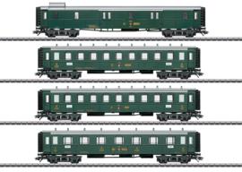 H0 | Märklin 42388 - SBB, Zwitserse set oldtimer-personenrijtuigen