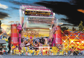 H0 | Faller 140431 - Carrousel Top Spin