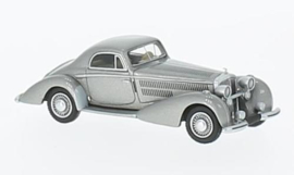 H0 | BoS-Models 87351 - Horch 853 Spezial Coupe, metallic-gray, 1937