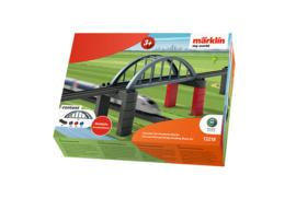 H0 | Märklin my world 72218 - set bouwstenen viaductspoorwegbrug