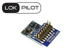 N | Esu 59814 - LokPilot 5 micro DCC/MM/SX/M4, PluX16, N, TT
