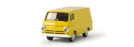H0 | Brekina 34351 - Dodge A-100 Van, yellow.