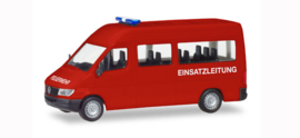 H0 | Herpa 094115 - Mercedes-Benz Feuerwehr