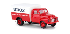 "H0 | Brekina 35337 - Opel Blitz, ""Unox"" (NL)"