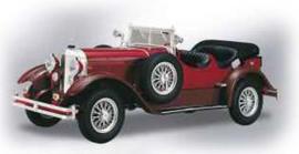 H0 | Ricko 38810 - Mercedes-Benz 630K , red, 1927