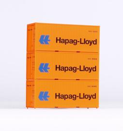 H0 | Piko 56202 - Set 20 Container Hapag-Lloyd (3)