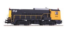 H0 | Piko 52683 - NS, Diesellocomoief 2342  (AC digitaal)