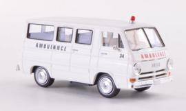 H0 | Brekina 34309 - Dodge A 100 Bus, Ambulance (10)