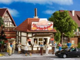 "H0   Vollmer 45139 - Kiosk ""Chicken Hugo"""