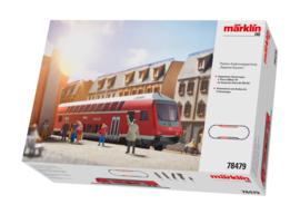 """H0   Märklin 78479 - Thema-aanvullingspakket """"Regional Express""""."""